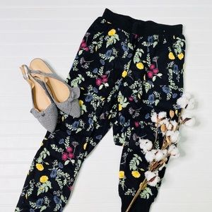 Cotton On BODY Floral Joggers Pants